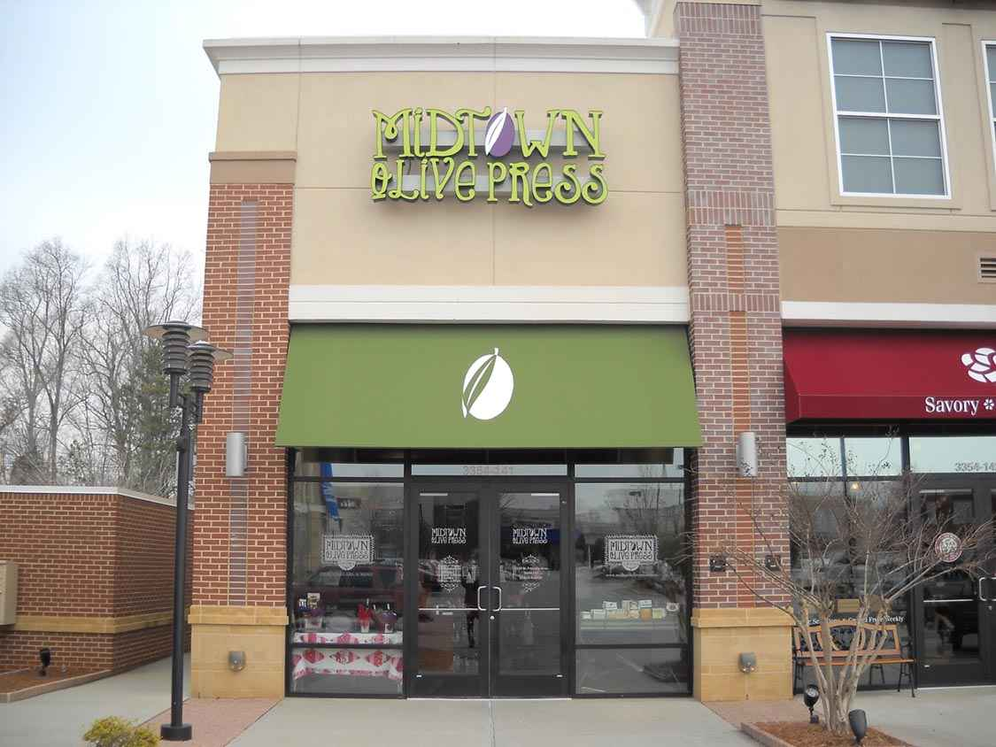 Awning Signs By Toucan Signs Rockville Richmond Glen
