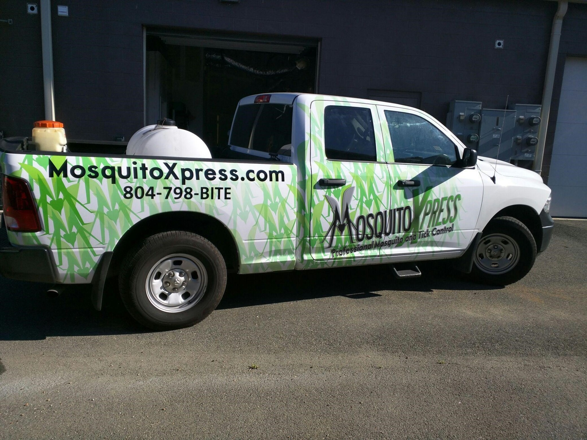 Custom Business Signs Blog By Toucan Signs Graphics Rockville VA - Modern business vehicle decals