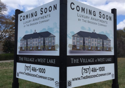 Breeden Companies-The Village at West Lake, New Post GOOD