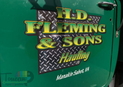 HD Fleming & Sons Hauling2