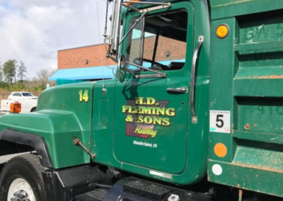 HD Fleming & Sons Hauling8