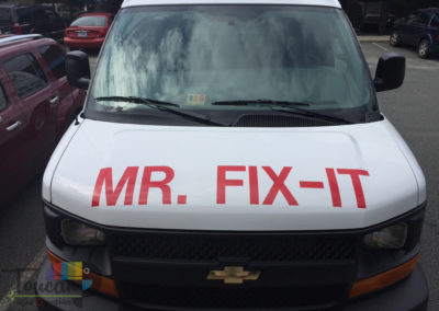 Mr. Fix-It 5