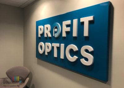 Profit Optics-blue